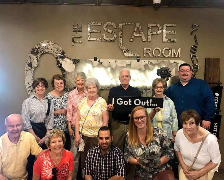 Escape Room at The Stratford