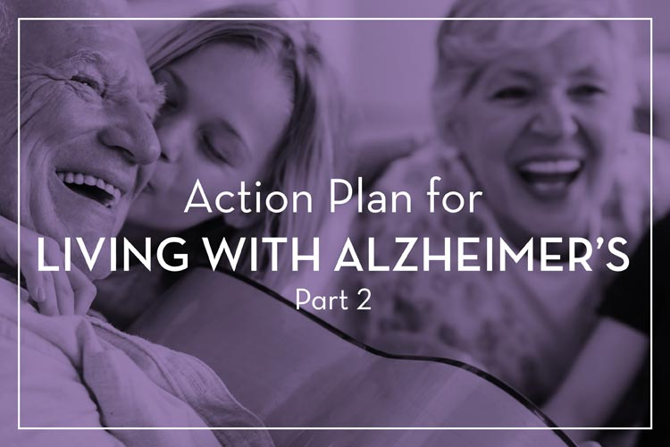 Alzheimer's Action Plan Part 2: Memory Care Options