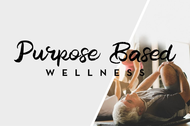 Award-Winning Purpose-Based Wellness Programming